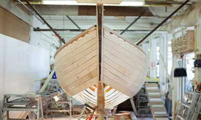 Arts et métiers nautiques