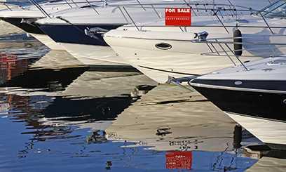 Courtiers -  ventes de voiliers et bateaux à moteur d'occasion