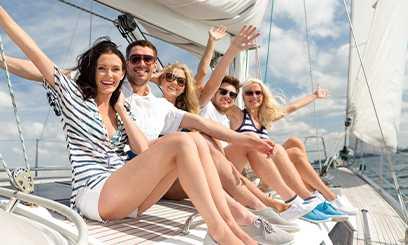 Location de bateaux, vacances en bateau