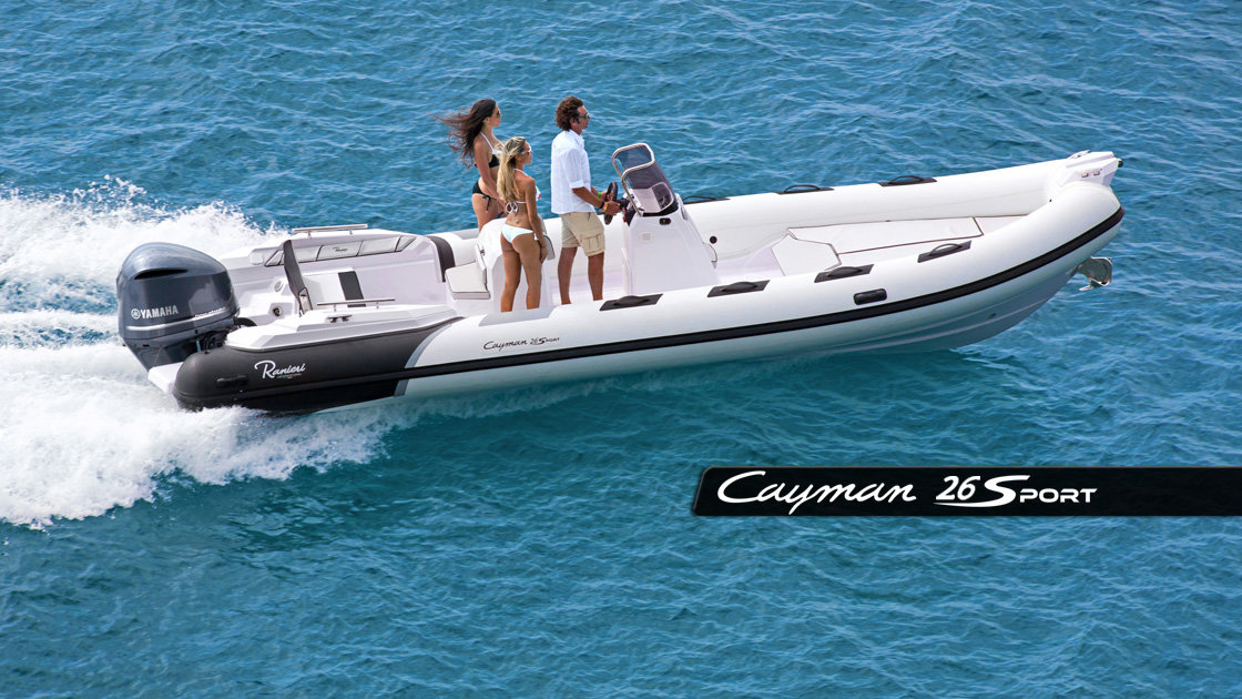 Ranieri International Cayman 26 Sport