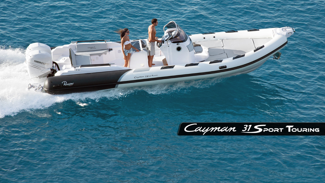 Ranieri International Cayman 31 Sport Touring