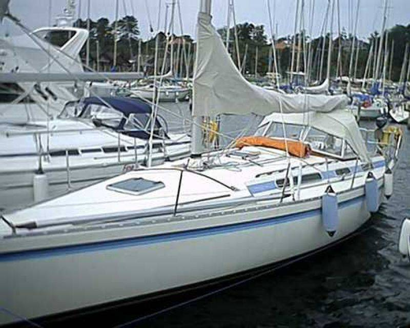 Comfort Boats Compis 36