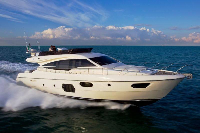 Barche a motore ferretti 620 - Finestre per barche ...