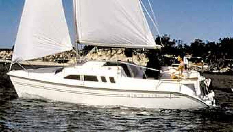 Marlow Hunter Hunter 240