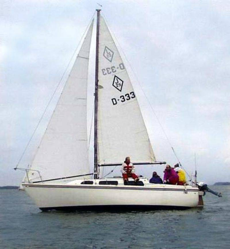 Jaguar Yachts Ltd. Jaguar 25