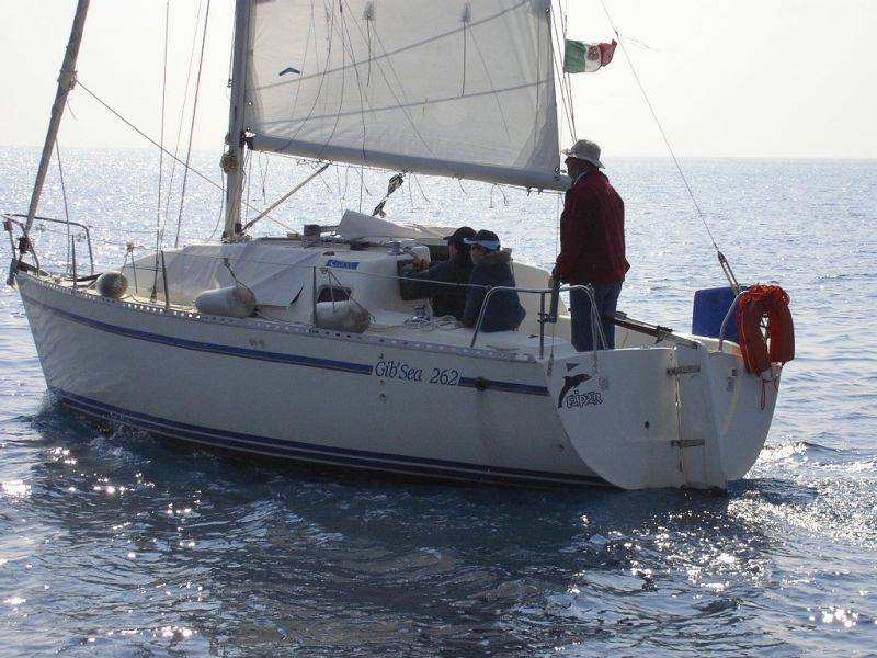 Gibert Marine gib sea 262