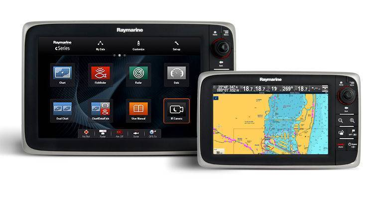 Display Multifunzione c-Series Raymarine
