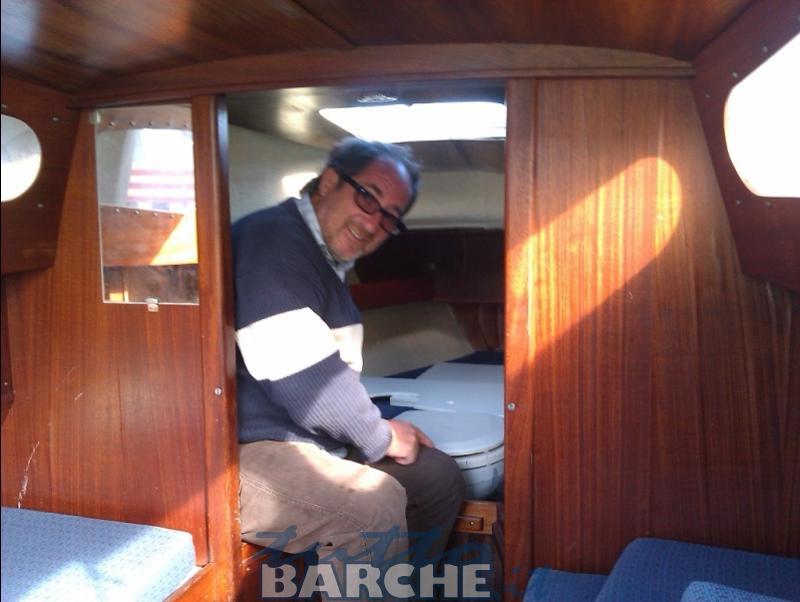 barca a vela santarelli cristina