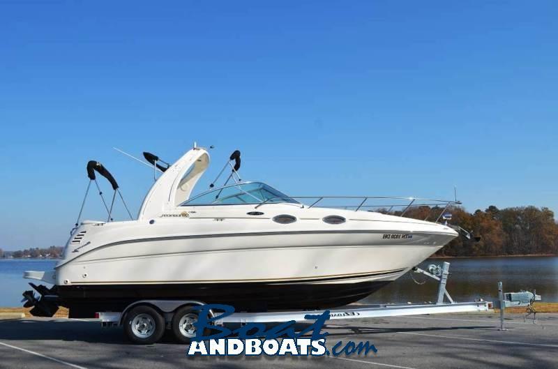 Sea Ray 260 Da Sundancer Id 4009 Usato In Vendita