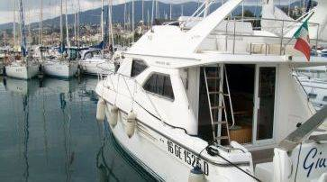 Marine Yachting Project Princess 360 Fly