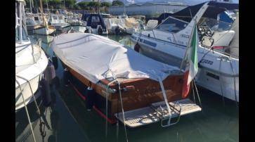 Cantiere Mussini Corvetta Mussini 24