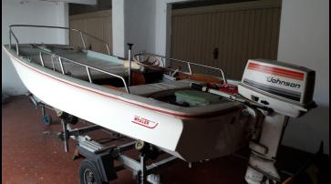 Boston Whaler 13 Dauntless