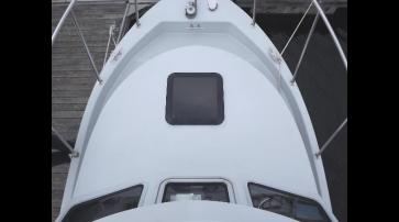 Osprey Pilothouse 26 Expedition (lowered)