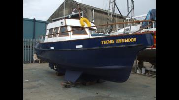 Colvic Offshore Cruiser Fishing Boat