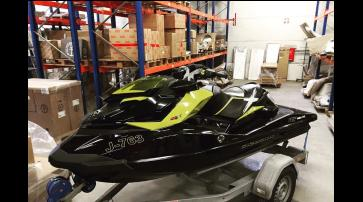 Bombardier Sea Doo Rxp-x 260 Rs