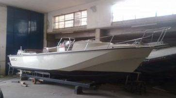 Boston Whaler Outrage 25 Cuddy