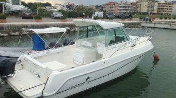 FISHERMAN FAETON 730 TOP MORAGA