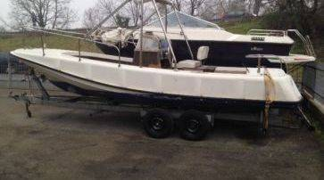 Boston Whaler Nd