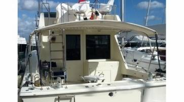 Hatteras 38 Covertible