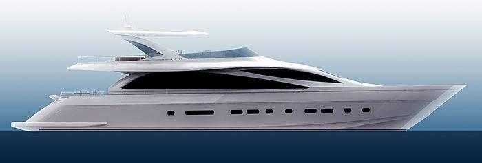 Amer 94', La storia dell'imbarcazione
