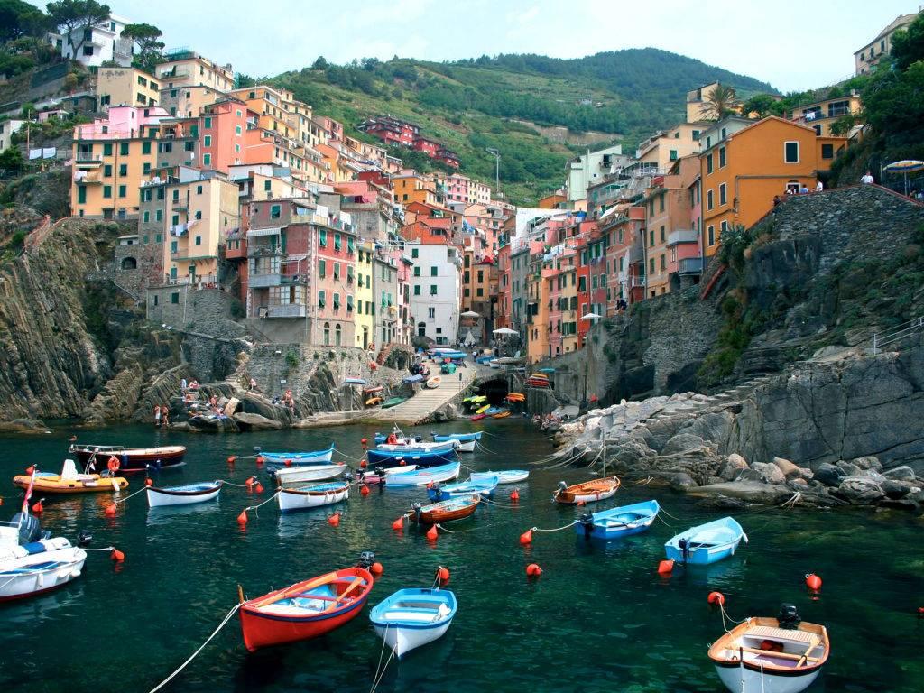Liguria – Golfo dei Poeti e Cinque Terre