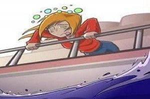 Qualche rimedio per il mal di mare