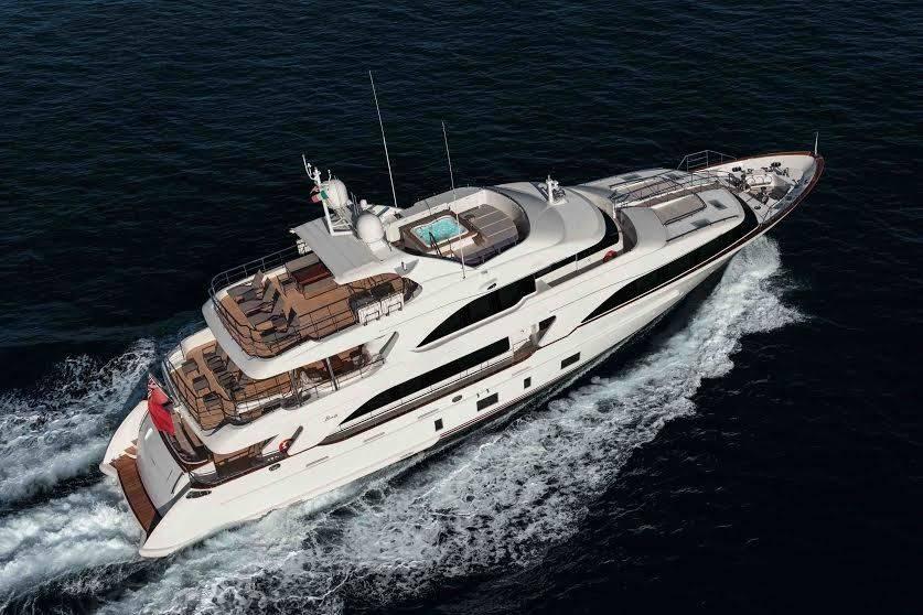 Panama International Boat Show: Benetti alla conquista del mercato sud americano