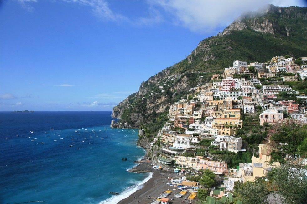 Campania- La Costiera Amalfitana (parte 1)