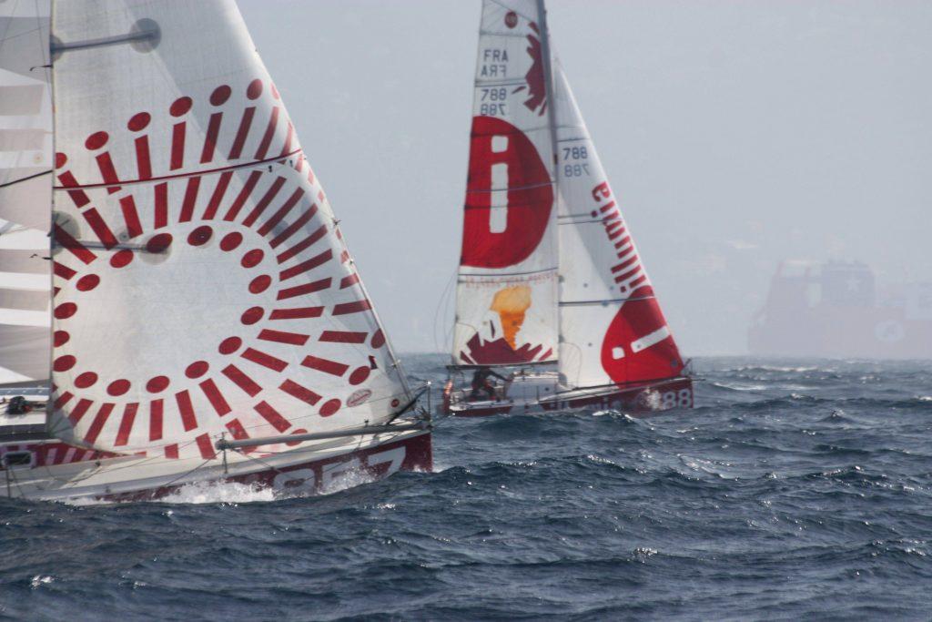 Round Sardinia Race: la partenza sabato 23 maggio 2015.