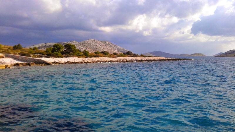 Isola incoronata