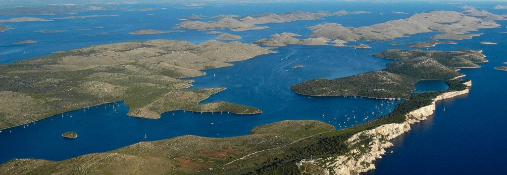 Croazia - Isole Incoronate