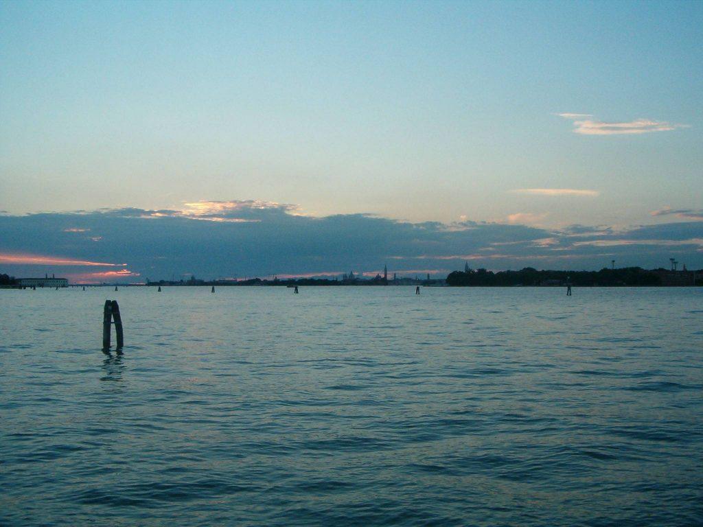 Itinerari- La Laguna di Venezia: dal porto di Chioggia al porto di Malamocco