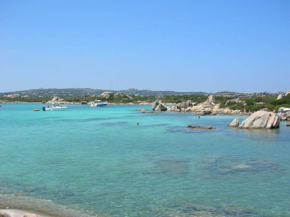Sardegna - Arcipelago di La Maddalena (prima parte)