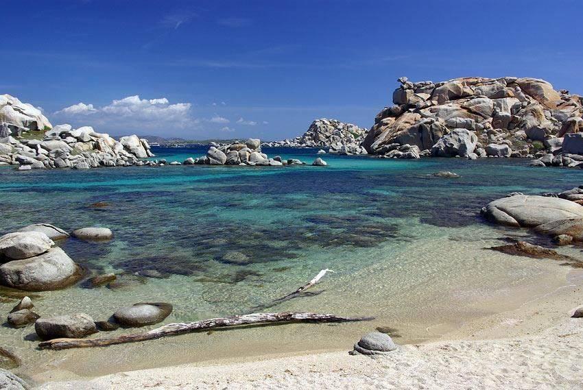 Itinerari - Corsica - Seconda parte dalle Isole delle Bocche a Bonifacio