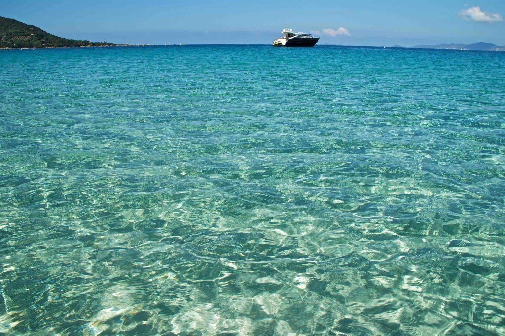 Itinerari - Corsica - Prima parte da Portovecchio a Sant'Amanza