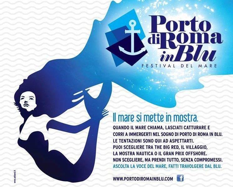 Festival del Mare: Porto di Roma in Blu