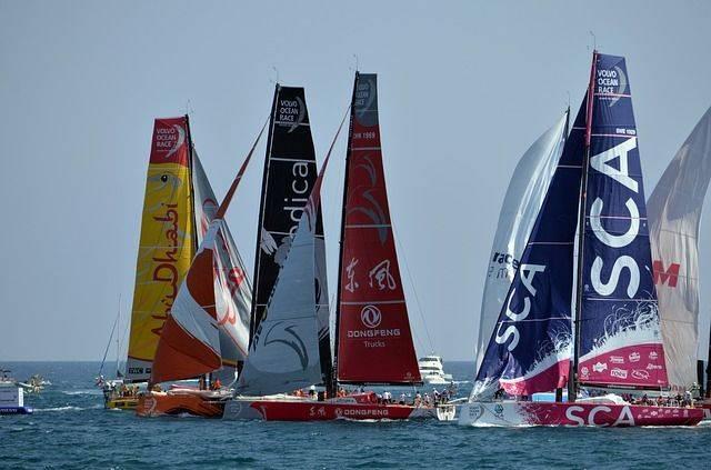 Conclusa la VI tappa della Volvo Ocean Race: Dongfeng Race Team batte Abu Dhabi Ocean Racing