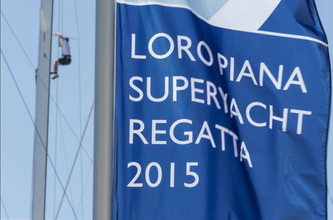 3 giugno 2015: al via oggi Loro Piana Superyacht Regatta
