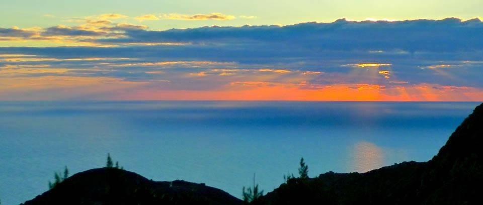 Pantelleria tramonto