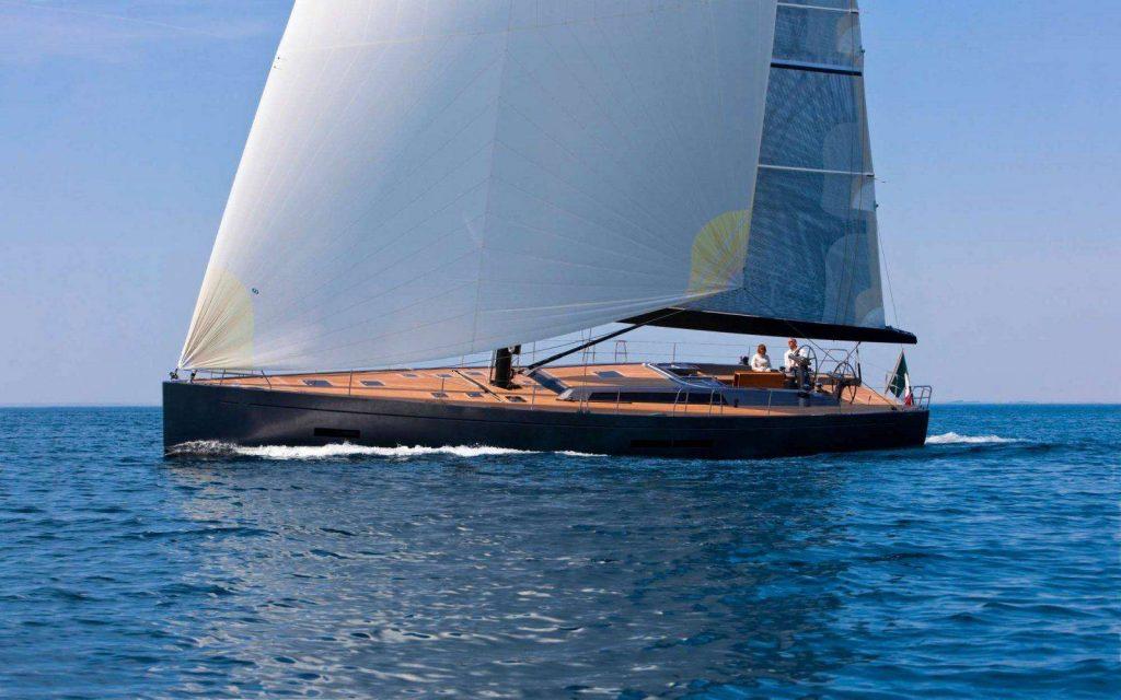 barca a vela solaris 60