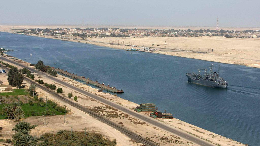 L'ampliamento del Canale di Suez e il futuro del trasporto mondiale