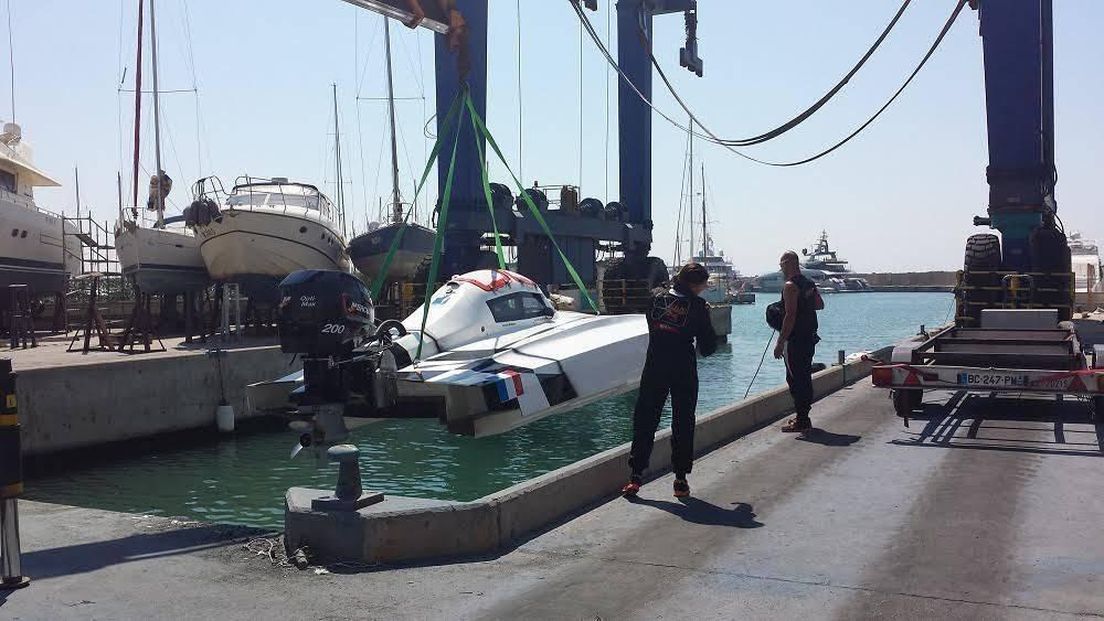 Festival del Mare: al via il Gran Prix Offshore