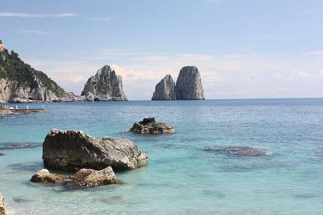 Itinerari: La Costiera Sorrentina e Capri