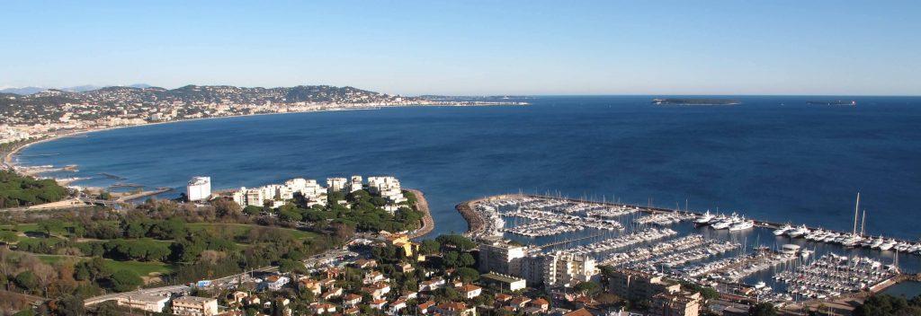 Itinerari- Costa Azzurra- Da Cannes alla Rade d'Agay