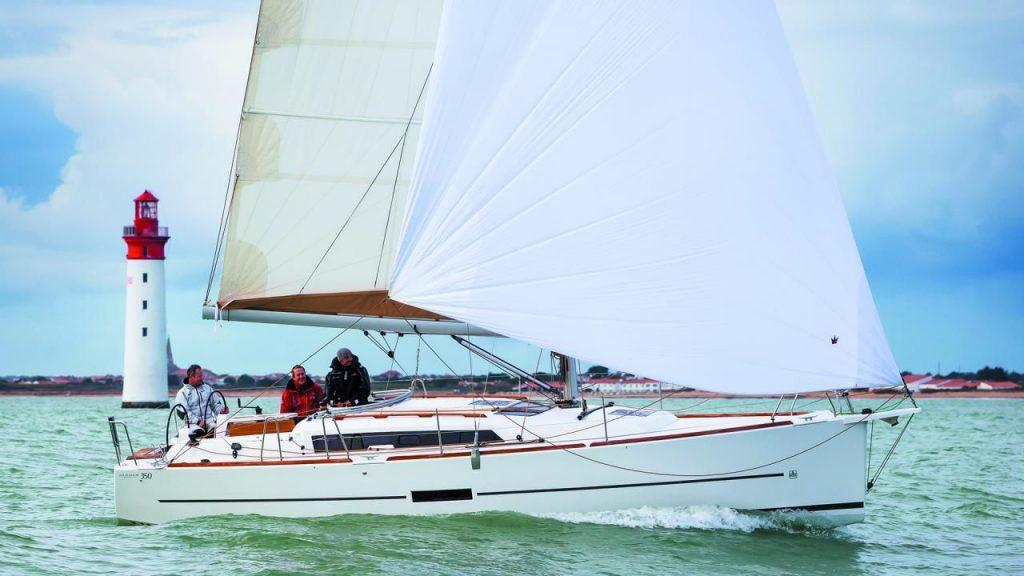 Dufour 350 Grand Large, la vita a bordo tra innovazione e certezze