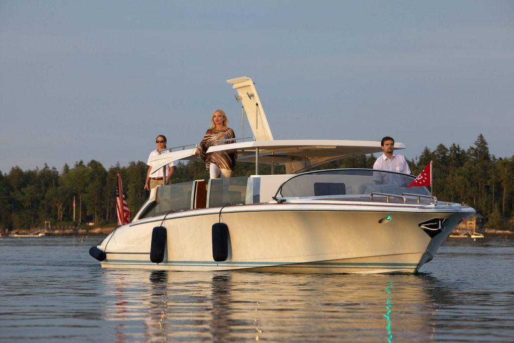 Hodgdon Yachts presenterà un nuovo modello al prossimo salone nautico di Monaco