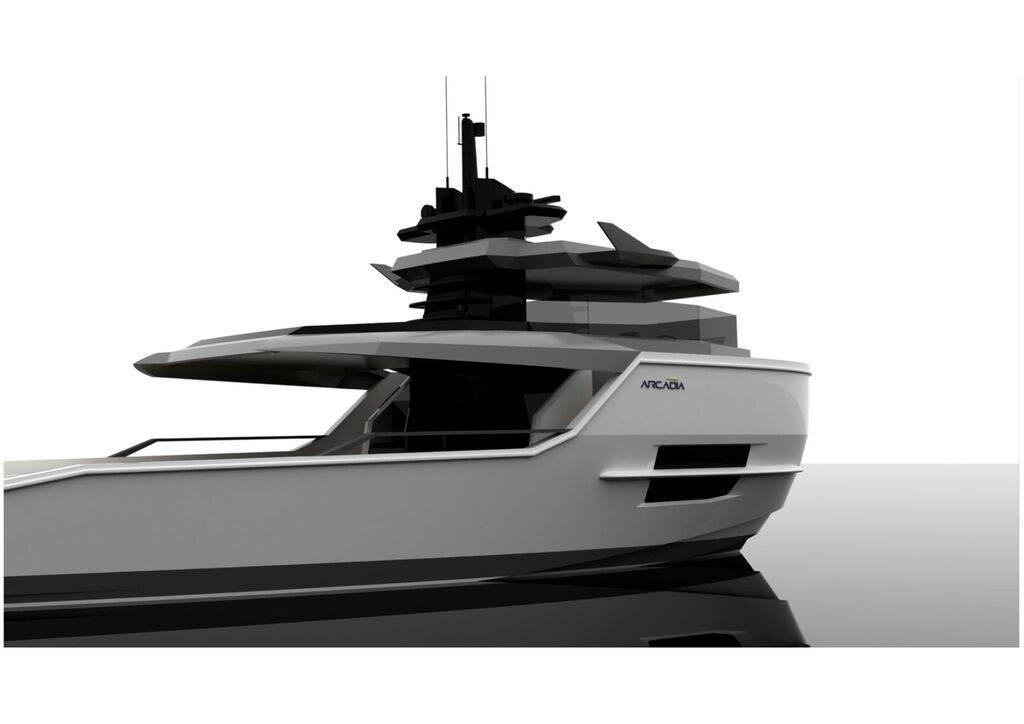 Arcadia svela Sherpa, nuovo modello entry level