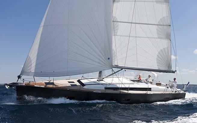 Beneteau Oceanis 55, modernità e prestazioni d'eccellenza