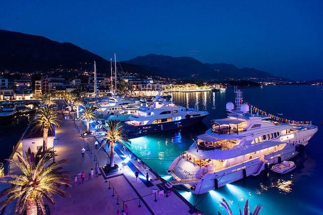 Porto Montenegro: tutti gli eventi estivi all'insegna del lusso