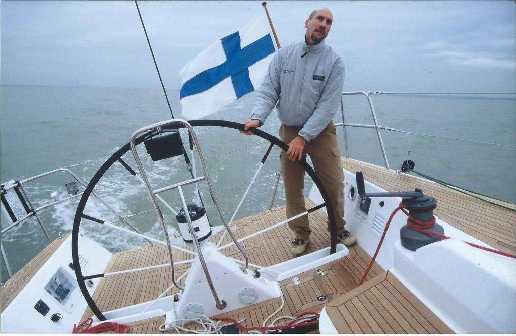 Luca Sordelli, un nuovo membro a bordo dell'equipaggio di Tuttobarche.it